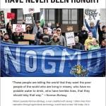GMO Protesters Ad