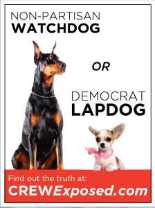 CREW dogs ad